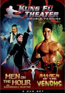 Kung Fu Theater Double Feature: Men On The Hour  & Attack Of The Venoms Movie