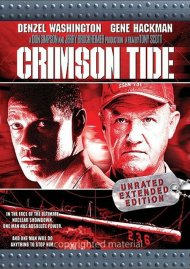 Crimson Tide: Unrated Extended Cut Movie