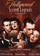 Hollywood Screen Legends Giftset Movie