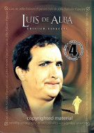 Luis Del Alba: Edicion Especial (4 Pack) Movie