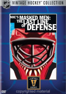 NHL Vintage Collection: Masked Men Movie