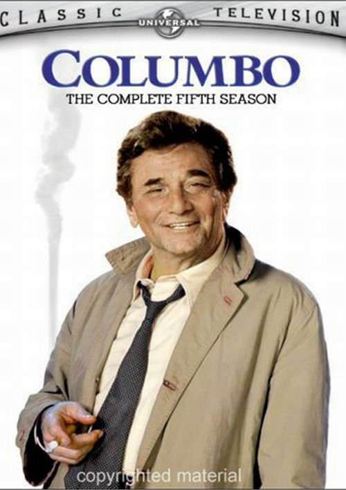 Columbo: The Complete Fifth Season Movie
