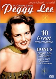In Concert Series: Peggy Lee Movie