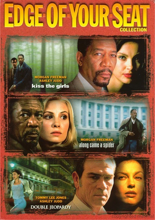 Kiss the girls morgan freeman