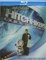 Hitchhikers Guide To The Galaxy, The Blu-ray