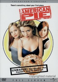 American Pie: Collectors Edition - Unrated Movie