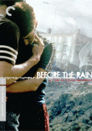 Before The Rain: The Criterion Collection Movie