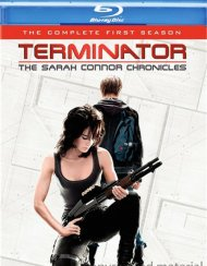 Terminator: The Sarah Connor Chronicles - The Complete First Season Blu-ray
