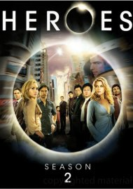 Heroes: Season 2 Movie