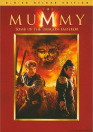 Mummy, The: Tomb Of The Dragon Emperor - 2 Disc Deluxe Edition Movie