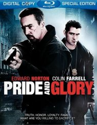 Pride And Glory: Special Edition Blu-ray