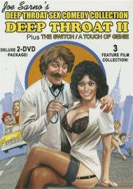 Joe Sarnos Deep Throat Sex Comedy Collection Movie