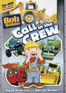 Bob The Builder: Call In The Crew! (with Toy Truck) Movie