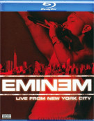 Eminem: Live From New York City Blu-ray