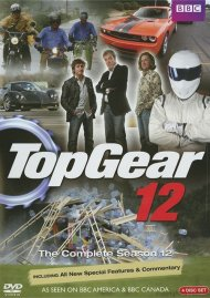 Top Gear 12: The Complete Season 12 Movie