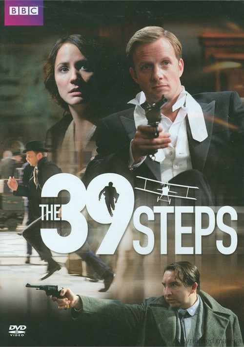39 Steps, The Movie