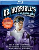 Dr. Horribles Sing-Along Blog Blu-ray