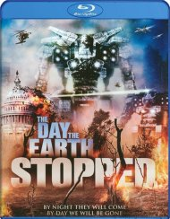 Day The Earth Stopped, The Blu-ray