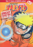 Naruto: Season 3 - Volume 2 (Uncut) Movie