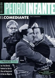 Coleccion Pedro Infante: El Comediante Movie