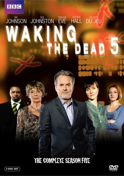 Waking The Dead: The Complete Season Five Movie