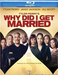 Why Did I Get Married? Blu-ray