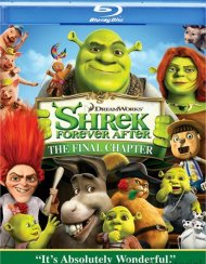 Shrek Forever After Blu-ray