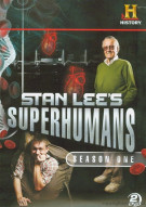 Stan Lees Superhumans: Season 1 Movie