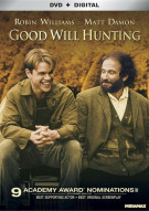 Good Will Hunting (DVD + UltraViolet) Movie