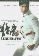 Legend Of The Fist: The Return Of Chen Zhen - Collectors Edition Movie