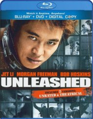 Unleashed: Unrated (Blu-ray + DVD + Digital Copy) Blu-ray