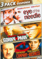 Eye of the Needle / Gorky Park / Company Business (Triple Feature) Movie