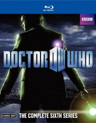 Doctor Who: The Complete Sixth Series Blu-ray