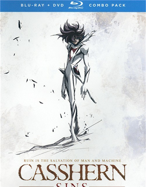 Casshern Sins: Complete Series (Blu-ray + DVD Combo) Blu-ray