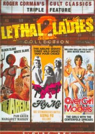 Arena, The / Fly Me / Cover Girl Models (Lethal Ladies Collection Volume 2) Movie