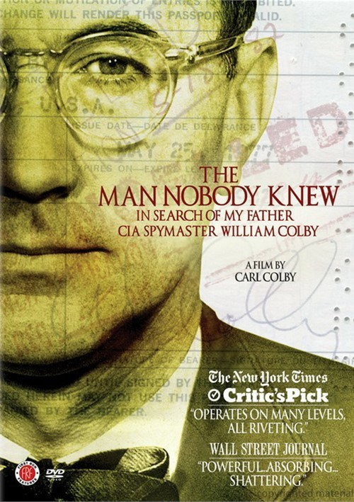 Man Nobody Knew, The: In Search Of My Father, CIA Spymaster William Colby Movie
