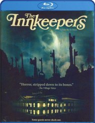 Innkeepers, The Blu-ray