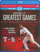 Baseballs Greatest Games: 2011 World Series Game 6 (Blu-ray + DVD Combo) Blu-ray