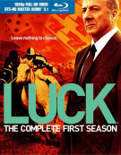 Luck: The Complete First Season  Blu-ray