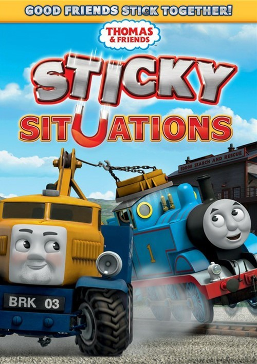 Thomas & Friends: Sticky Situations Movie