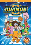 Digimon Adventure: Volume One Movie