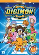 Digimon Adventure: Volume One Movie