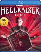Hellraiser: Deader Blu-ray