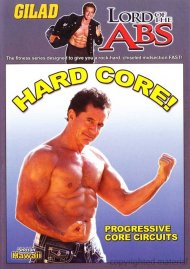 Gilad: Lord Of The Abs - Hard Core! Movie