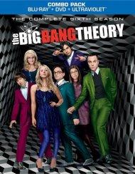 Big Bang Theory, The: The Complete Sixth Season (Blu-ray + DVD + UltraViolet) Blu-ray