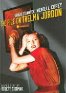 File On Thelma Jordon, The Movie