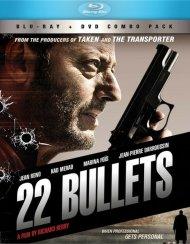 22 Bullets (Blu-ray + DVD Combo) Blu-ray