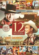 12 Movie Westerns Pack Movie