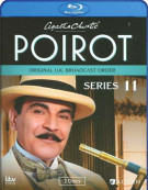 Agatha Christies Poirot: Series 11 Blu-ray