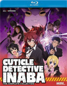 Cuticle Detective Inaba: The Complete Collection Blu-ray